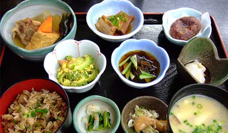 Okinawa Diet Plan