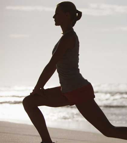 Fight Cellulite with Yoga Exercises
