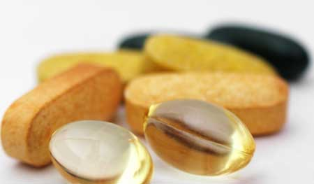 Vitamin Supplements for Cellulite