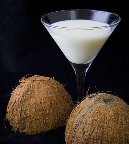 Coconut Water & Coconut Milk
