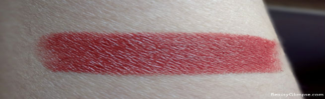 Colorbar Soft Touch Lipstick Review - Seduction 021
