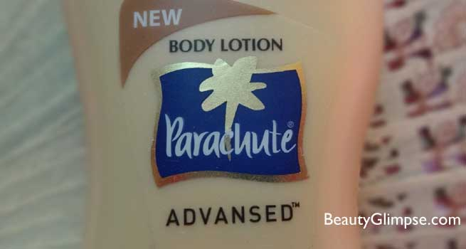 Parachute Advansed Body Lotion Review: Butter Smooth