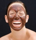 chocolate face mask
