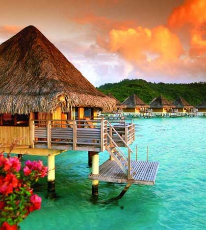 Dream Honeymoon Destination