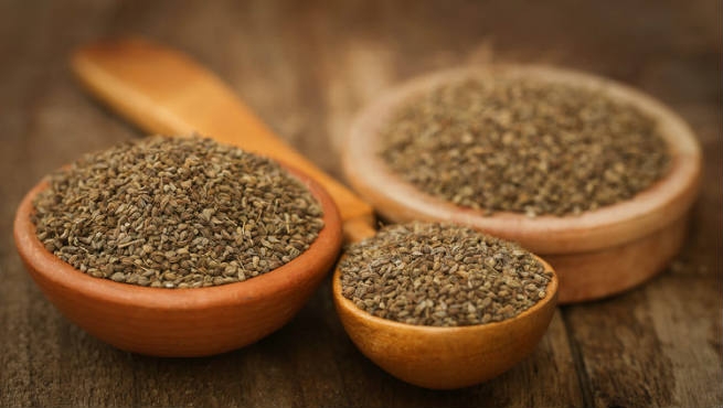 Lose Weight With Carom Seeds