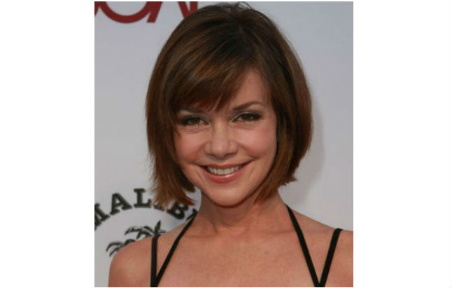 Chin-Length Bob with Fringes
