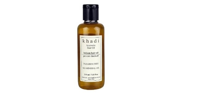 Khadi Balsam Anti Dandruff Hair Oil