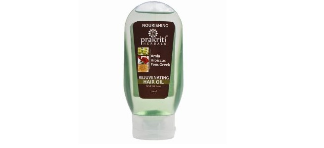 Prakriti Herbals Nourishing Hair Oil