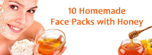 10 Homemade Face Packs with Honey