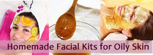10 Amazing Homemade Facial Kits for Oily Skin