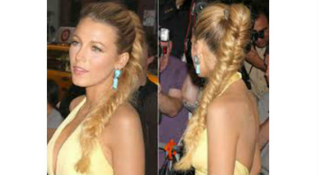 Fishtail Braid Hairstyle