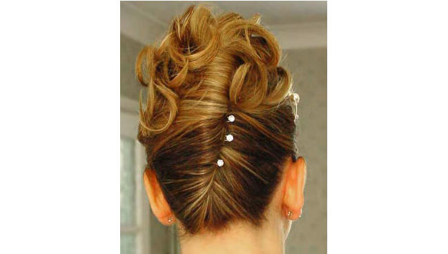How to Style Up Your Hair in a French Twist
