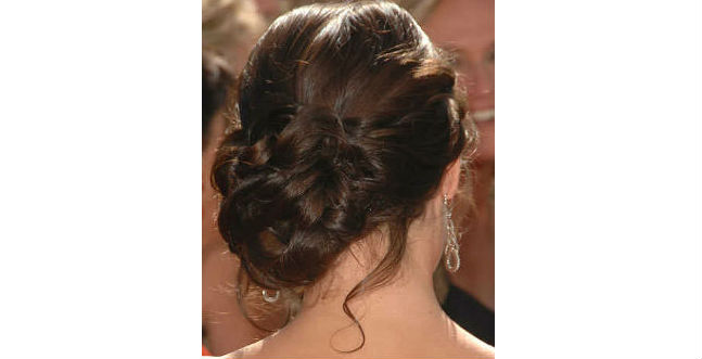 Twist-n-Turn Braided Side Bun