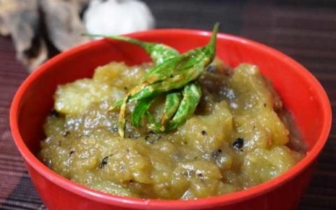 Assamese Veg Khar Recipes