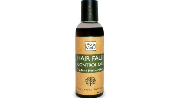 Auravedic Hair Fall Control Oil