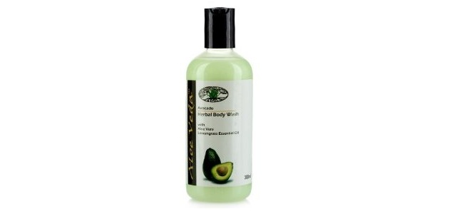 Aloe Veda Avocado Herbal Body Wash
