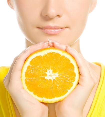 Vitamin C for Beauty Boost