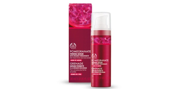 The Body Shop Pomegranate Serum