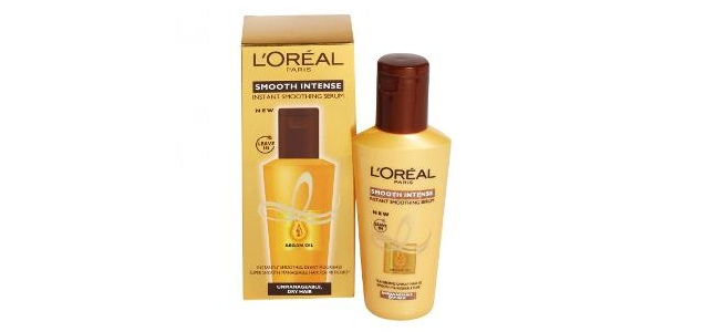 L'Oreal Paris Smooth Intense Hair Serum