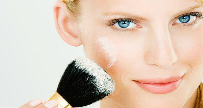 Say yes to mineral makeup