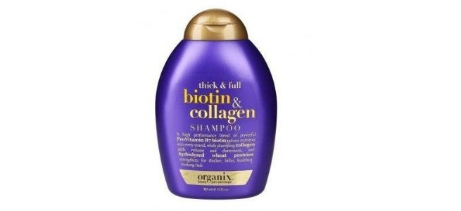 Organix Thick and Full Biotin & Collagen Shampoo