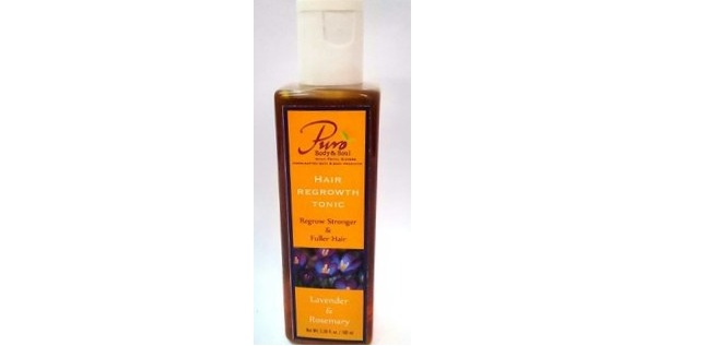 Puro Body & Soul Hair Regrowth Tonic