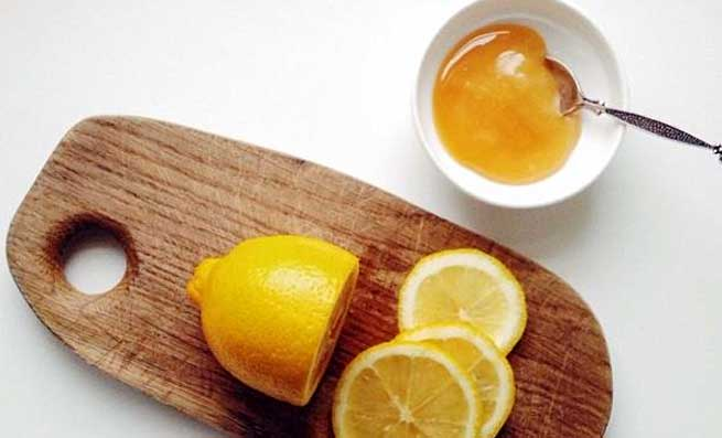 Honey and lemon juice for weight loss