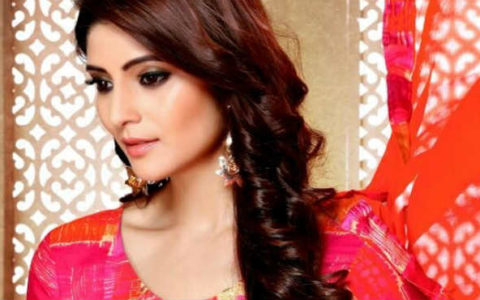 Hairstyles With Churidar Kameez