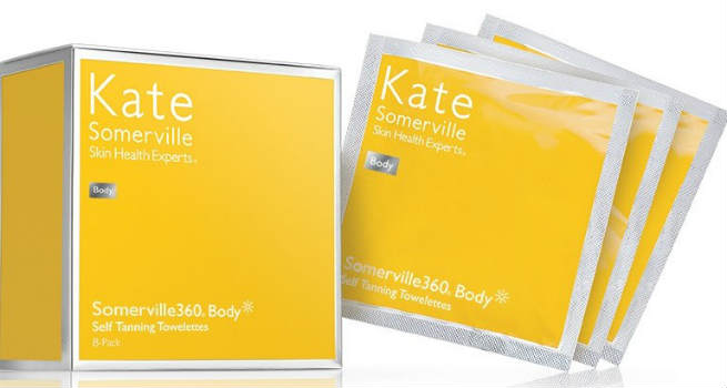 Somerville360 Body Self Tanning Towelettes