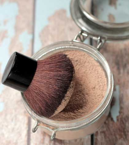 DIY Homemade Foundation