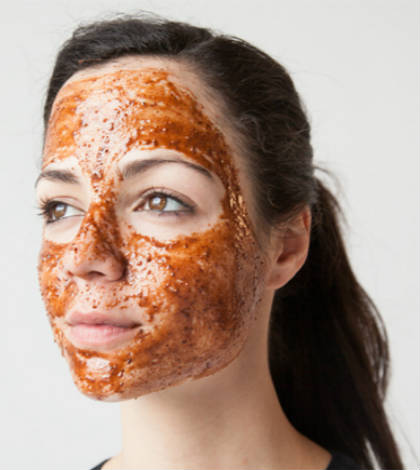 Acne with Honey and Cinnamon Mask
