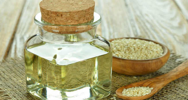 Sesame Oil for Glowing Skin