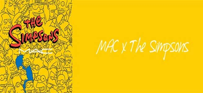 Unveiling The M.A.C Simpsons Collection