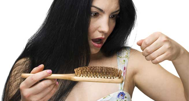 Effects of Stress on Hair Loss