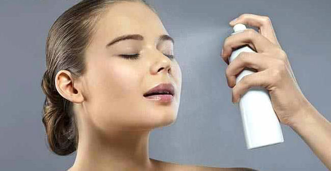 DIY: How to Prepare Makeup Setting Spray at Home
