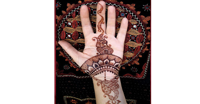 Mehndi For Shrimant : Best floral mehndi designs with pictures