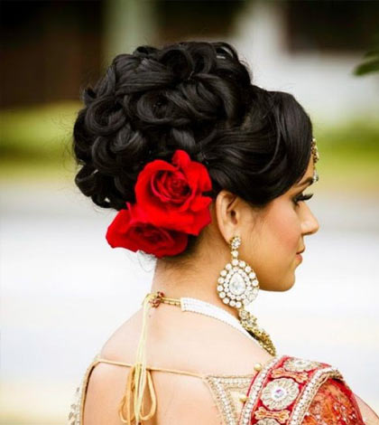 10 Hairstyles to go with Indian Traditional Outfits
