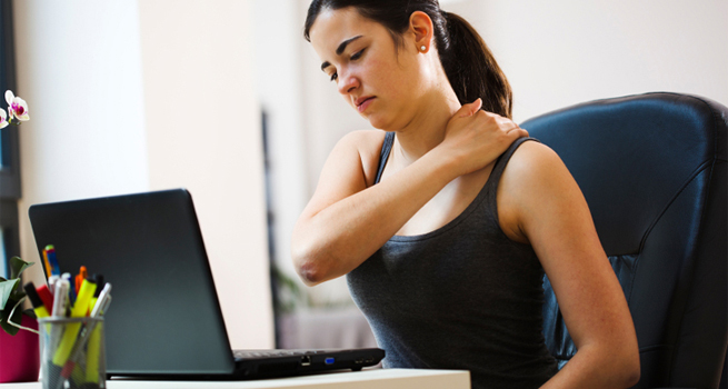 Tips for improving posture and balance