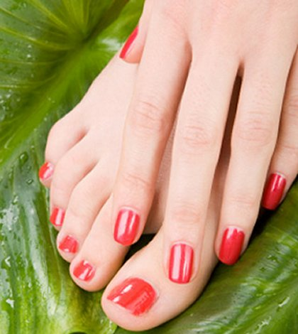 Manicure - Pedicure Combinations