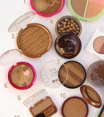 Best Bronzers Available In India