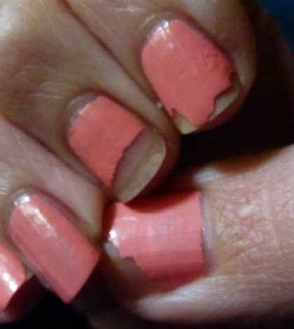 Prevent Nail Polish From Chipping