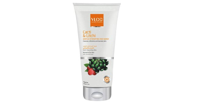 VLCC Cacti & Litchi Gentle Hydrating Face Wash