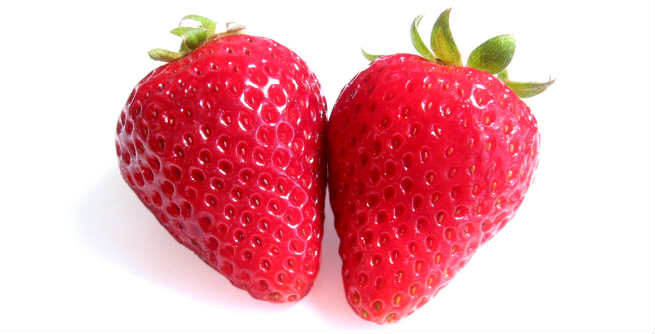 Strawberry for Face Mask