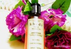 Khadi Herbal Sandalwood Massage Oil Review