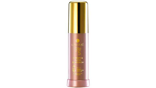 Lakme 9 to 5 Hydrating Super Sunscreen - SPF 50