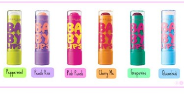 Lip Balms Available in India