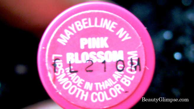 Maybelline New York Lip Smooth Color Bloom