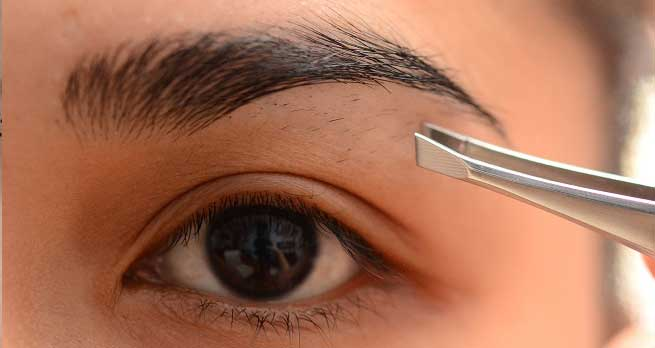 Shape your brows