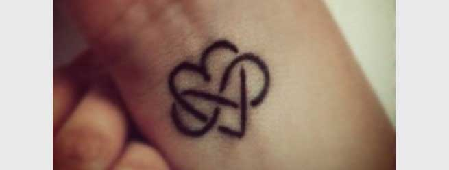 Wrist tattoos for Girls