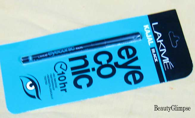 Lakme Eyeconic Kajal - Black Review